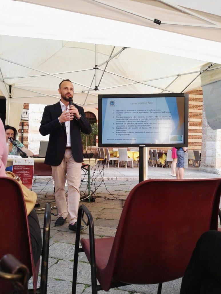 Psicologi in piazza dott dal maso Psicologo Verona